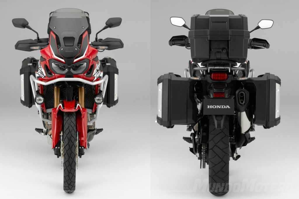 nueva Honda Africa Twin