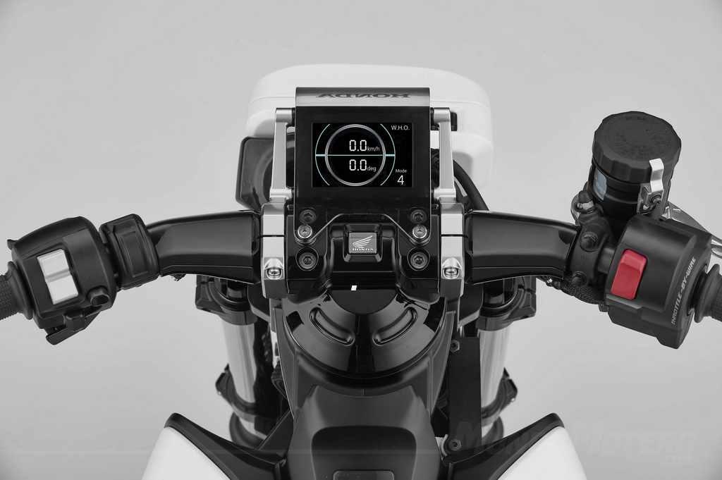 Honda Riding Assist-e Concept
