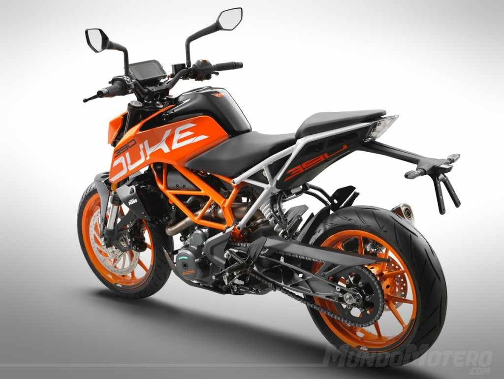 ktm 390 duke 2017 precio ficha tecnica opiniones y prueba. Black Bedroom Furniture Sets. Home Design Ideas
