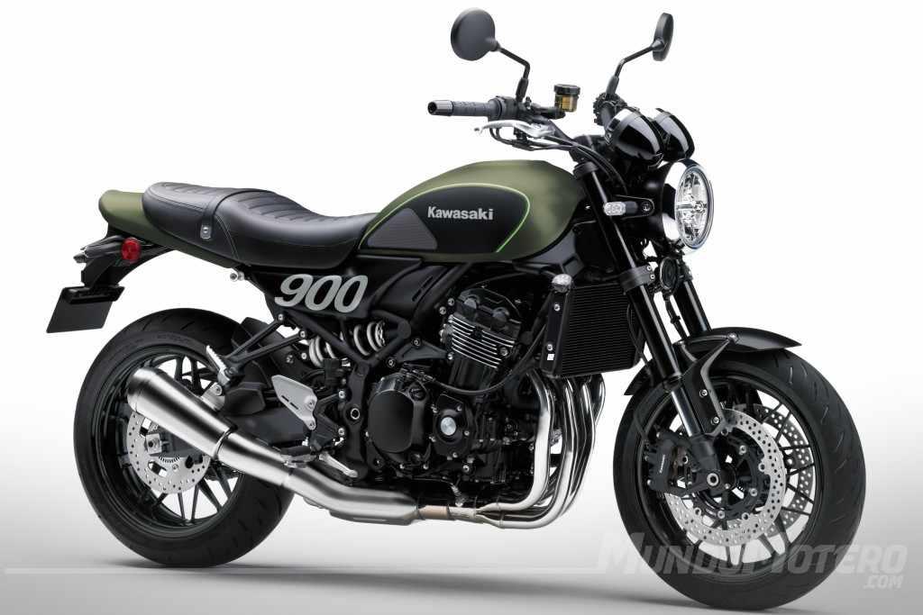 Kawasaki Z900RS 2018