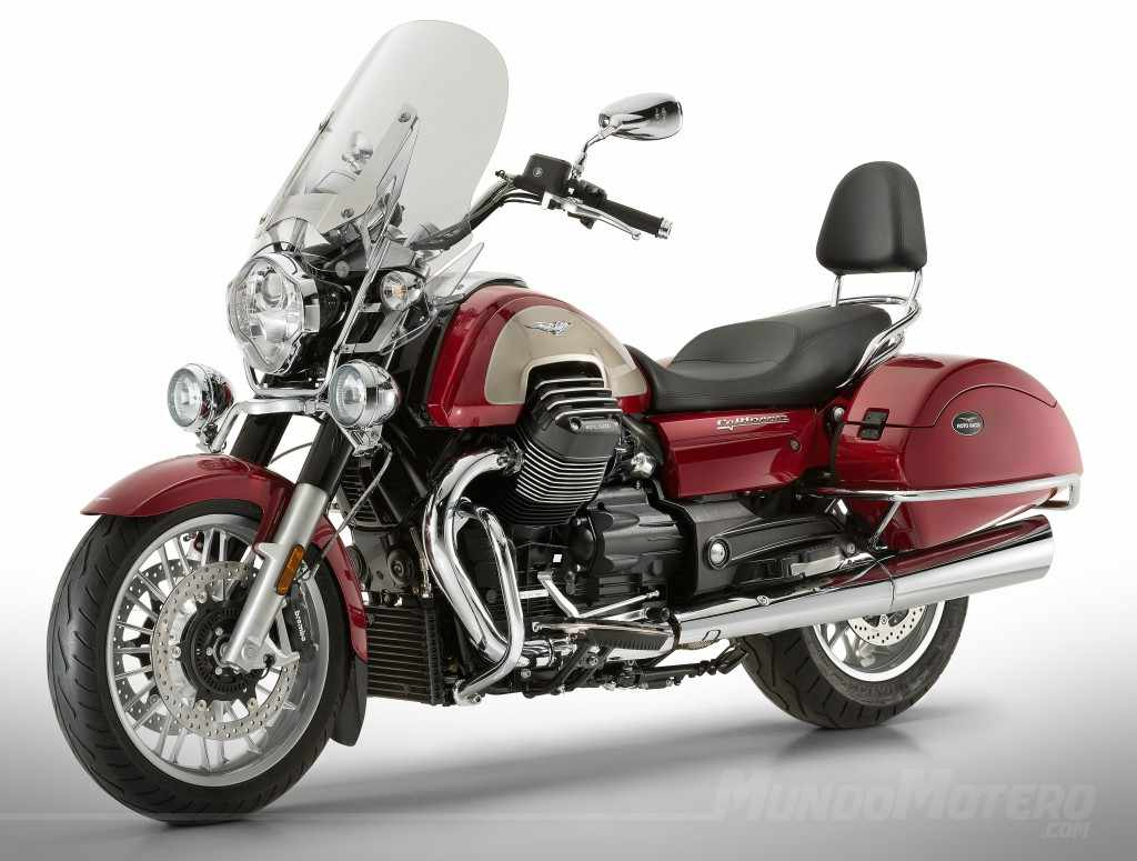 Moto Guzzi California 1400 Touring 2019