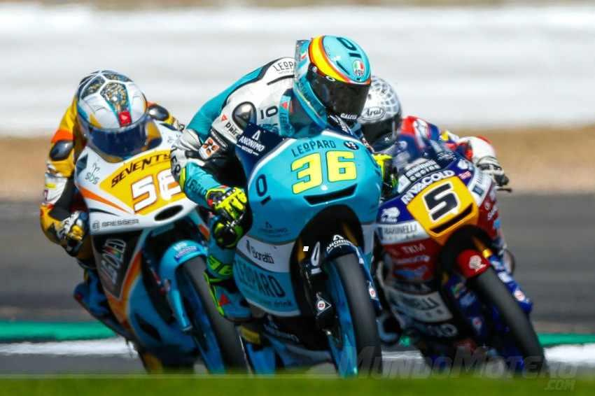 Moto3 Aragon 2017