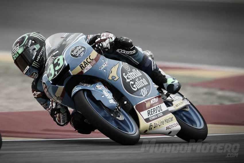 Moto3 Aragon 2017 Enea Bastianini