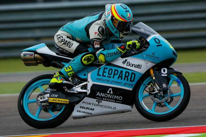 Moto3 Aragon 2017 Joan Mir