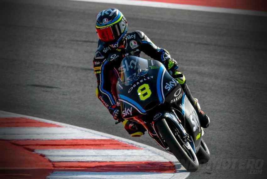 Moto3 2017 Bulega