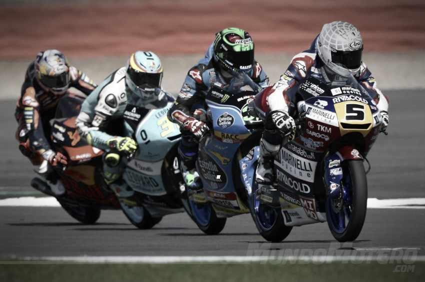 GP Moto3 Aragon 2017