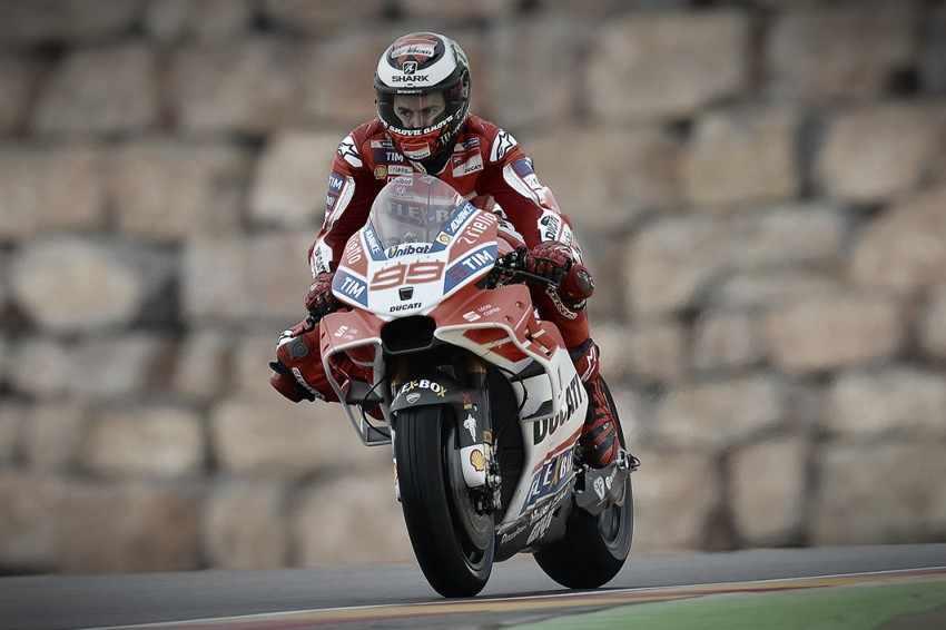 MotoGP Aragon 2017 Jorge Lorenzo