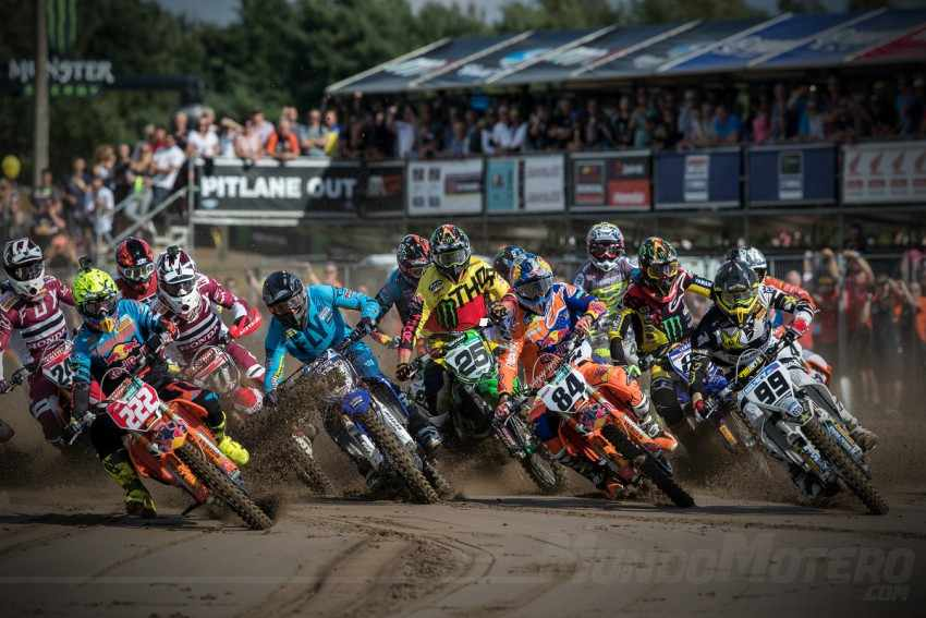 Mundial Motocross Assen 2017 - MX2