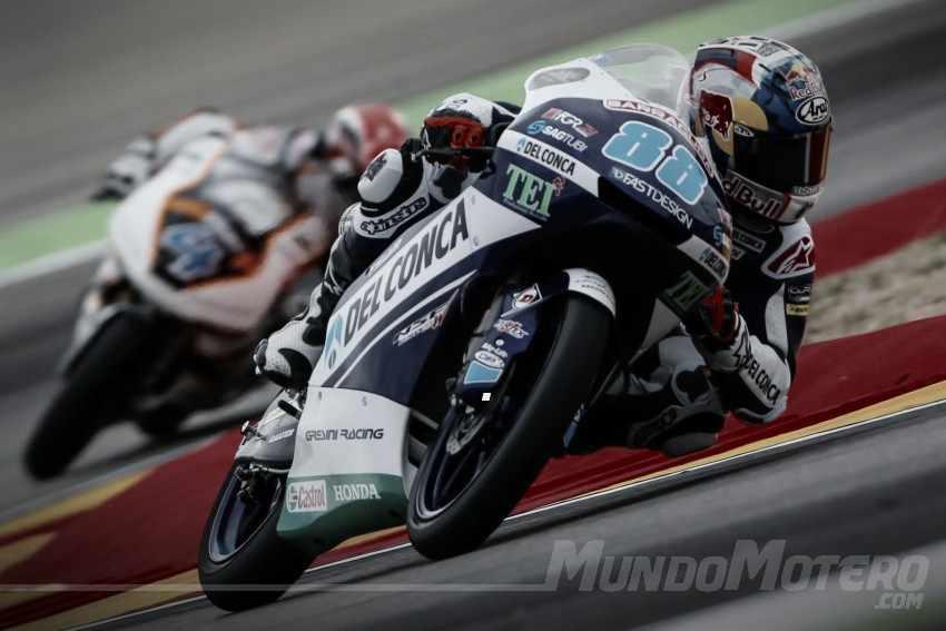 GP Aragón Moto3 2017 - Jorge Martín se hace con la Pole en Motorland