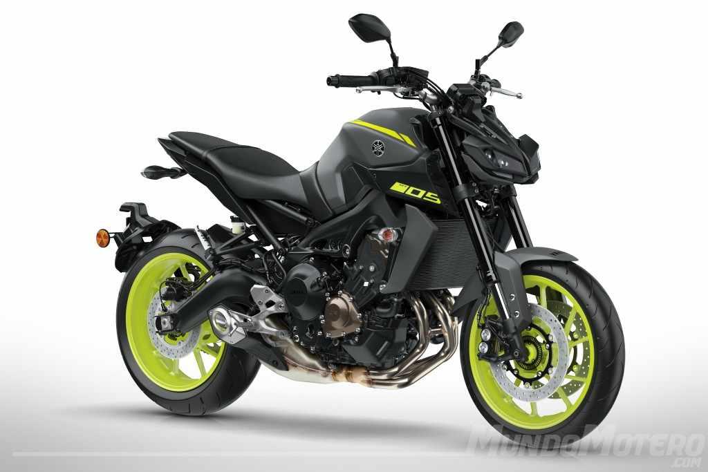 Yamaha MT-09SP with Ohlins for 2018 | MCNews.com.au