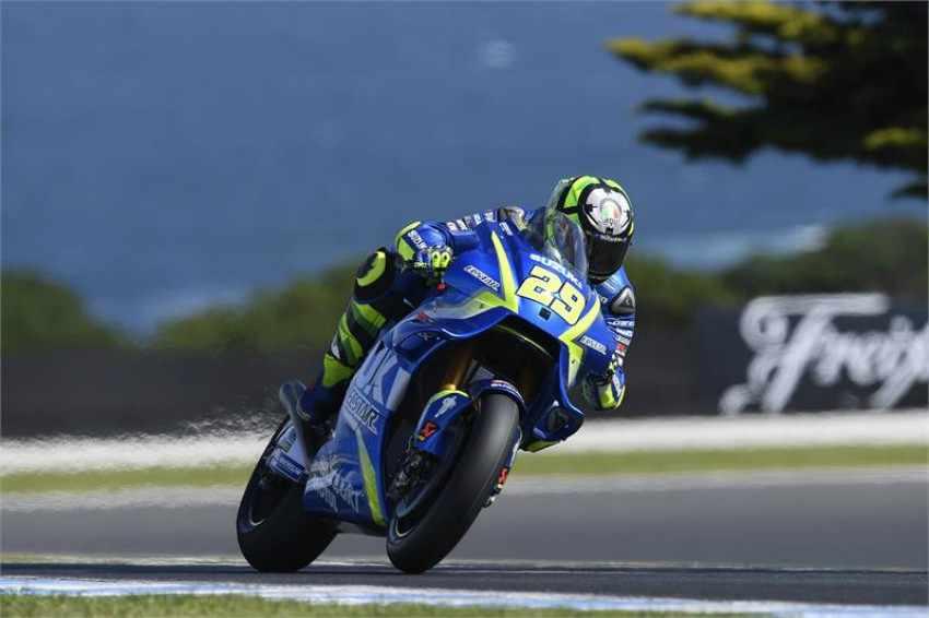 Andrea Iannone - MotoGP 2017 Australia