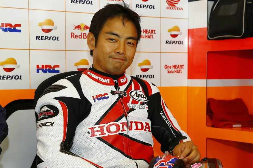 Hiroshi Aoyama sustituira a Jack Miller en el Gran Premio de Japón