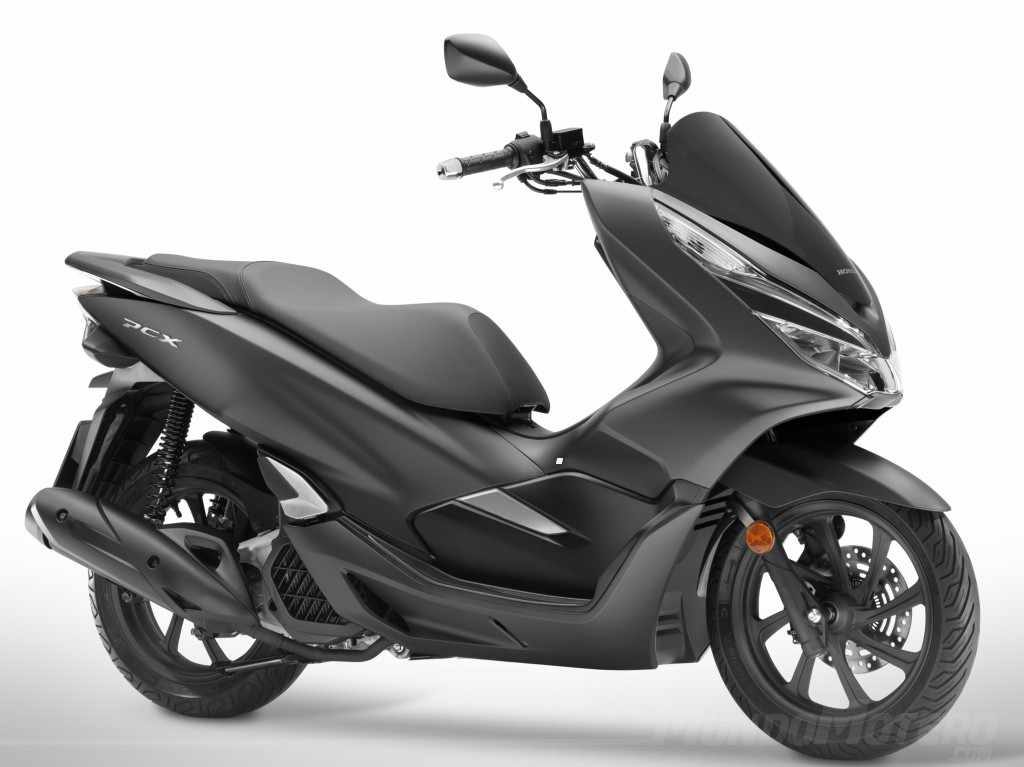 honda pcx 125 2018 precio ficha tecnica opiniones y prueba. Black Bedroom Furniture Sets. Home Design Ideas