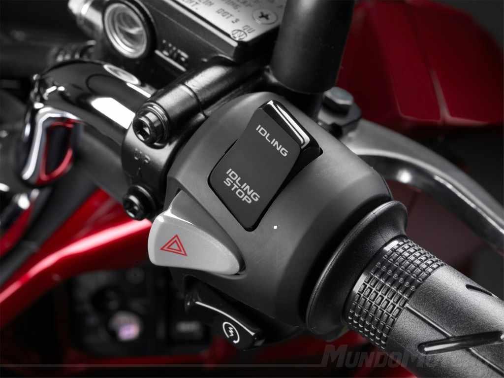 Honda PCX 125 2019 Iddle Stop