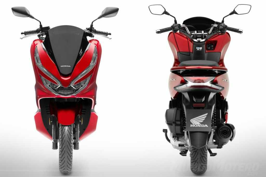 Honda PCX 125 precio 2019