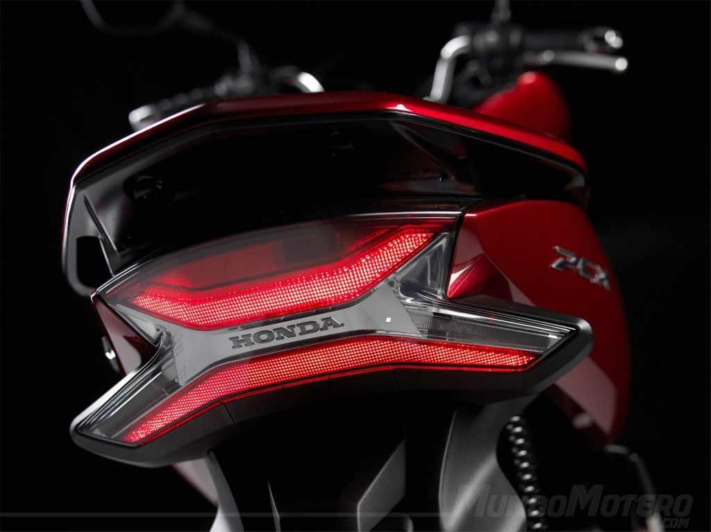 Nuevo Honda PCX 125 2019