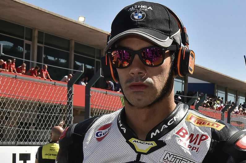 ¿Jordi Torres piloto de MV Agusta en SBK 2018?