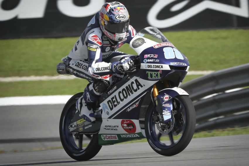 Jorge Martin - Moto3 Malasia 2017