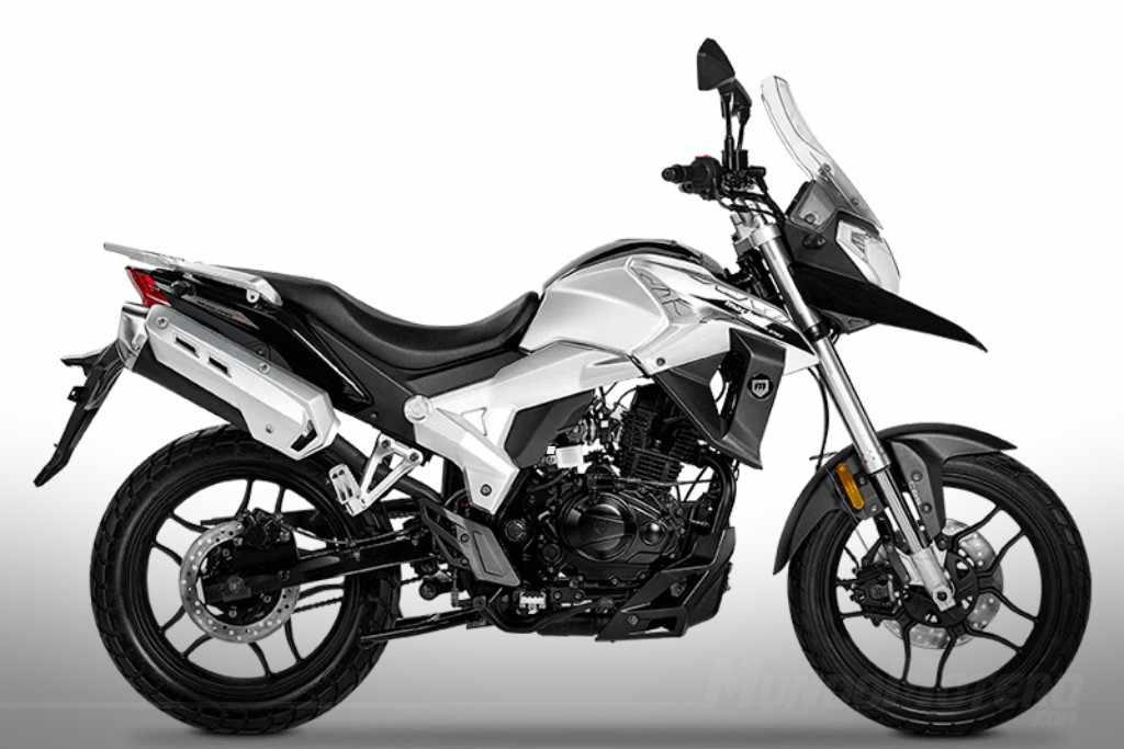 MACBOR Montana XR1 125 - moto trail 125 cc