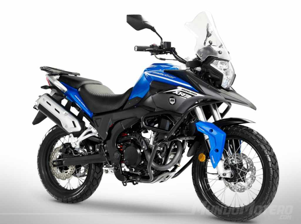 moto trail a2 barata MACBOR Montana XR3