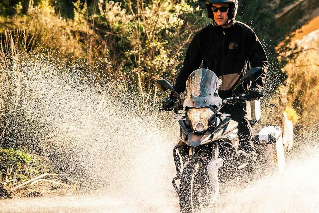 motos de trail para el a2 MACBOR Montana XR3
