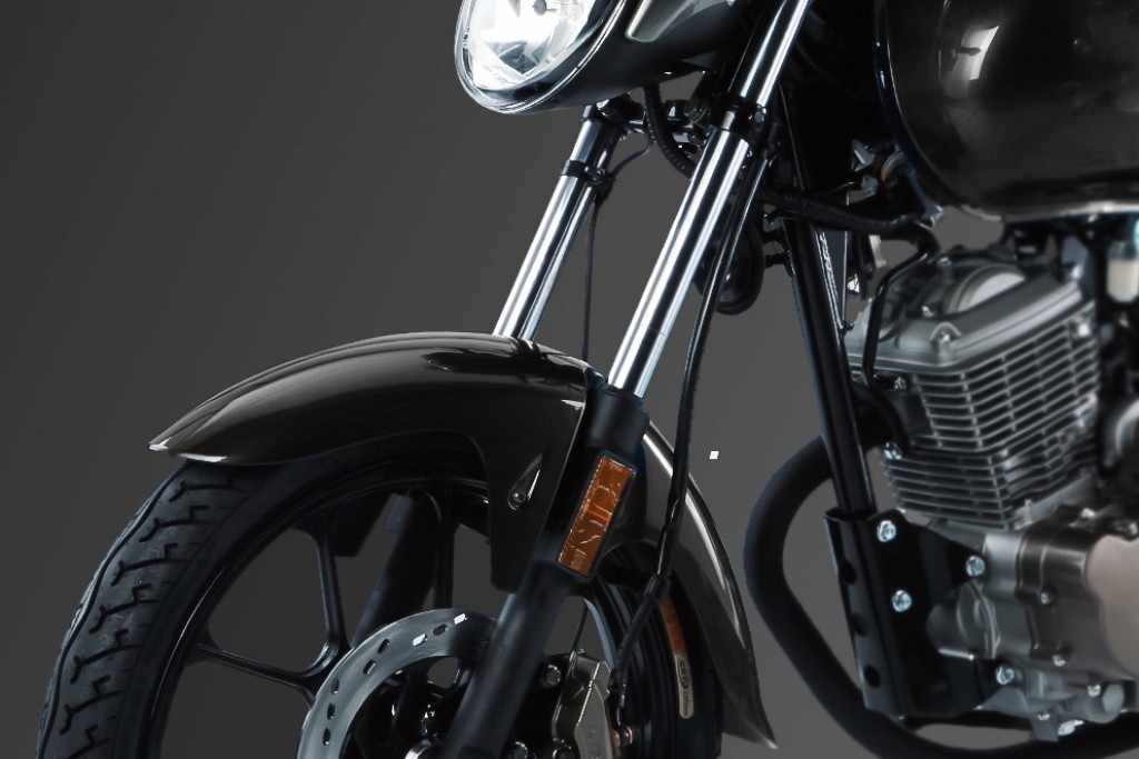 motos 125 custom - MH Street Evolution 125