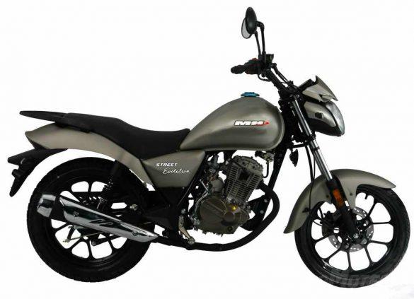 Ficha técnica de la MH Motorcycles Duna 125 Dual Plus