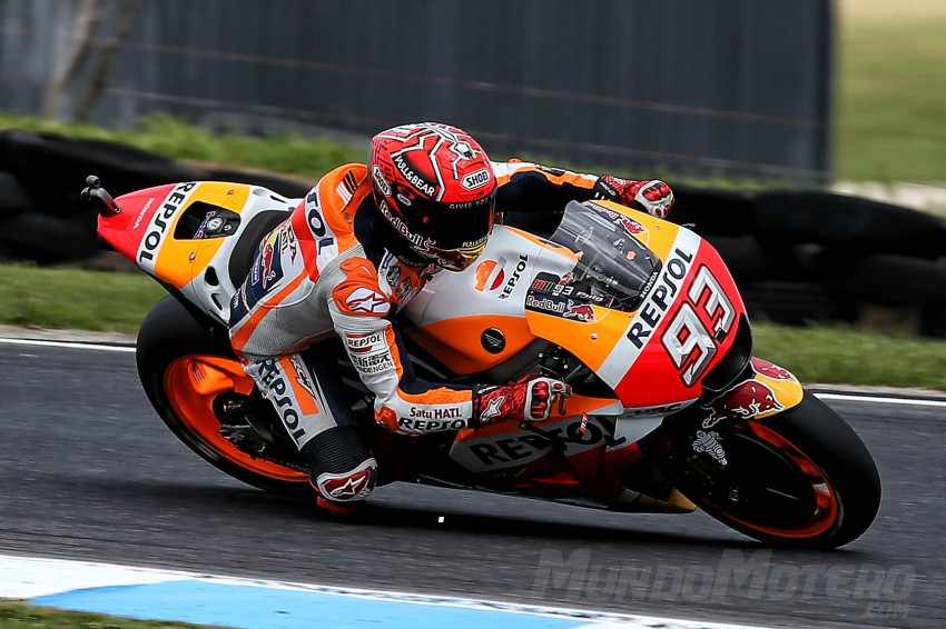 Marc Marquez 2017 Moto GP Australia