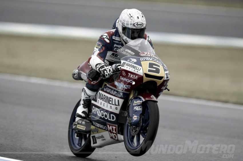 Moto3 2017 Motegi - Romano Fenati