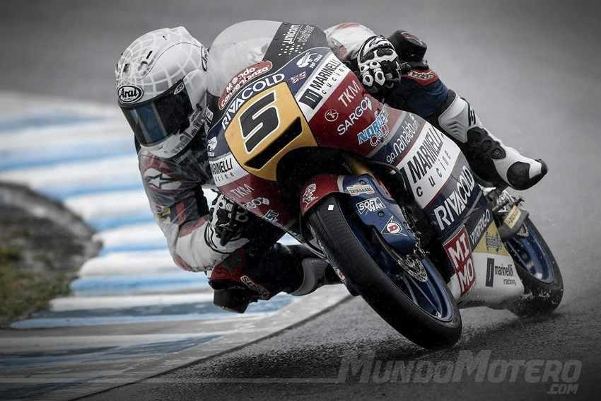Moto3 Japon 2017 - Romano Fenati