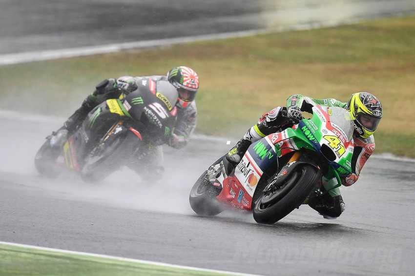MotoGP Japon 2017 - Aleix Espargaro - Johann Zarco