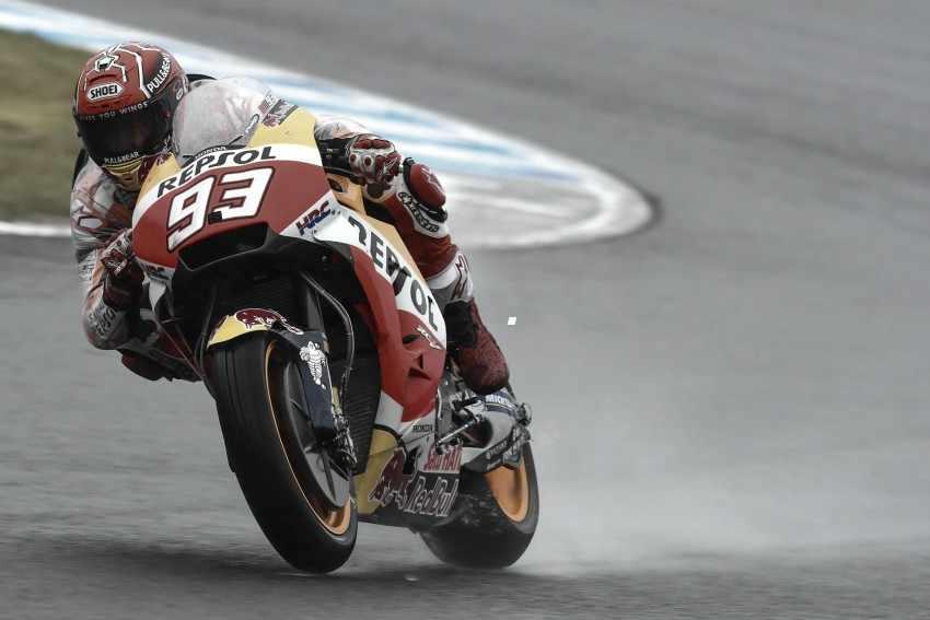 MotoGP Japon 2017 Marc Marquez