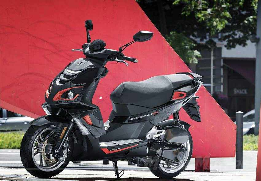 Peugeot Speedfight 125 opiniones