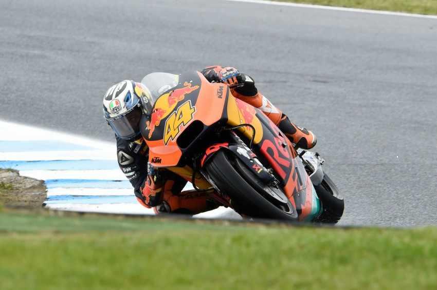 Pol Espargaro Australia MotoGP 2017