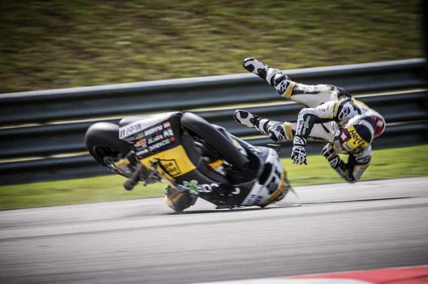 Thomas Lutihi - Gran Premio Moto2 Malasia