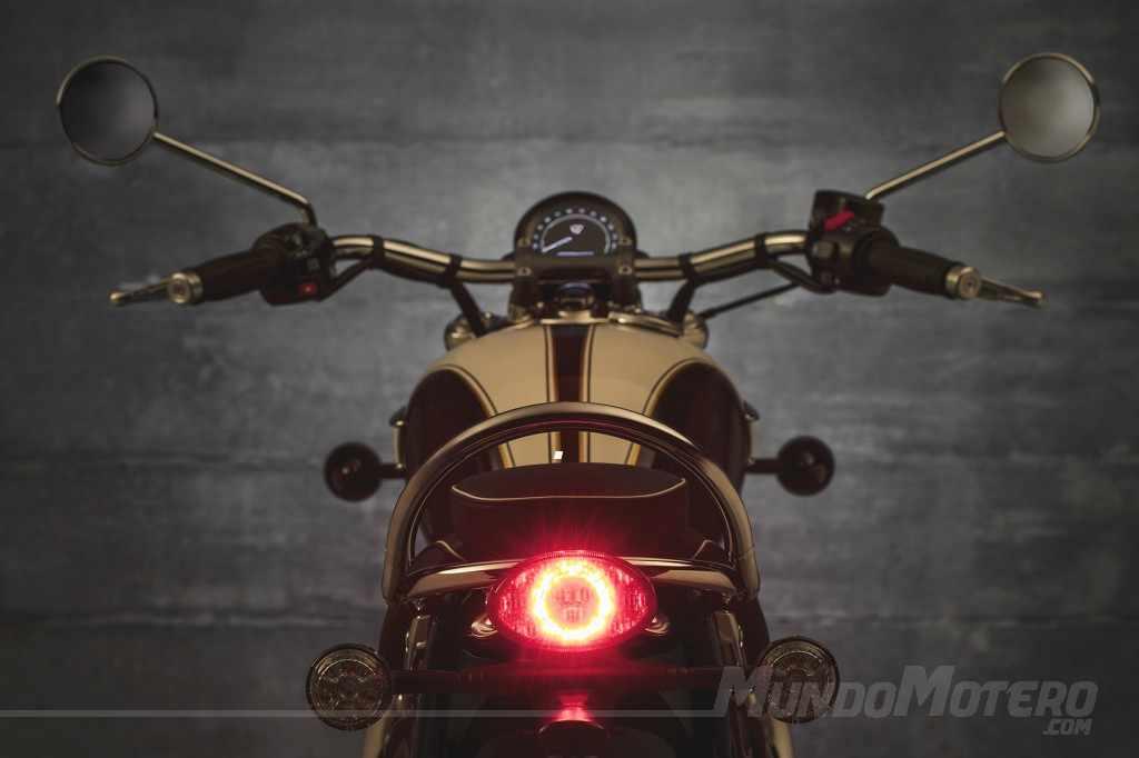 Nueva Triumph Bonneville Speedmaster 2019