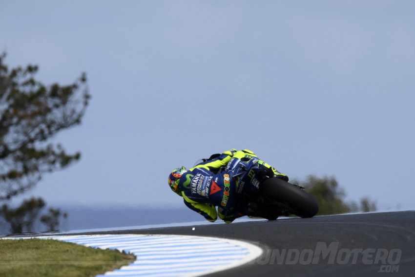 Valentino Rossi 2017 Australia MotoGP