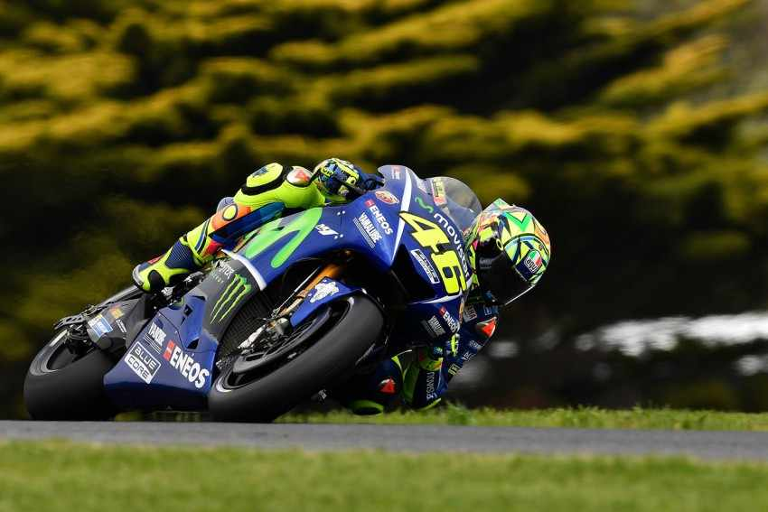 Valentino Rossi - MotoGP 2017 Australia