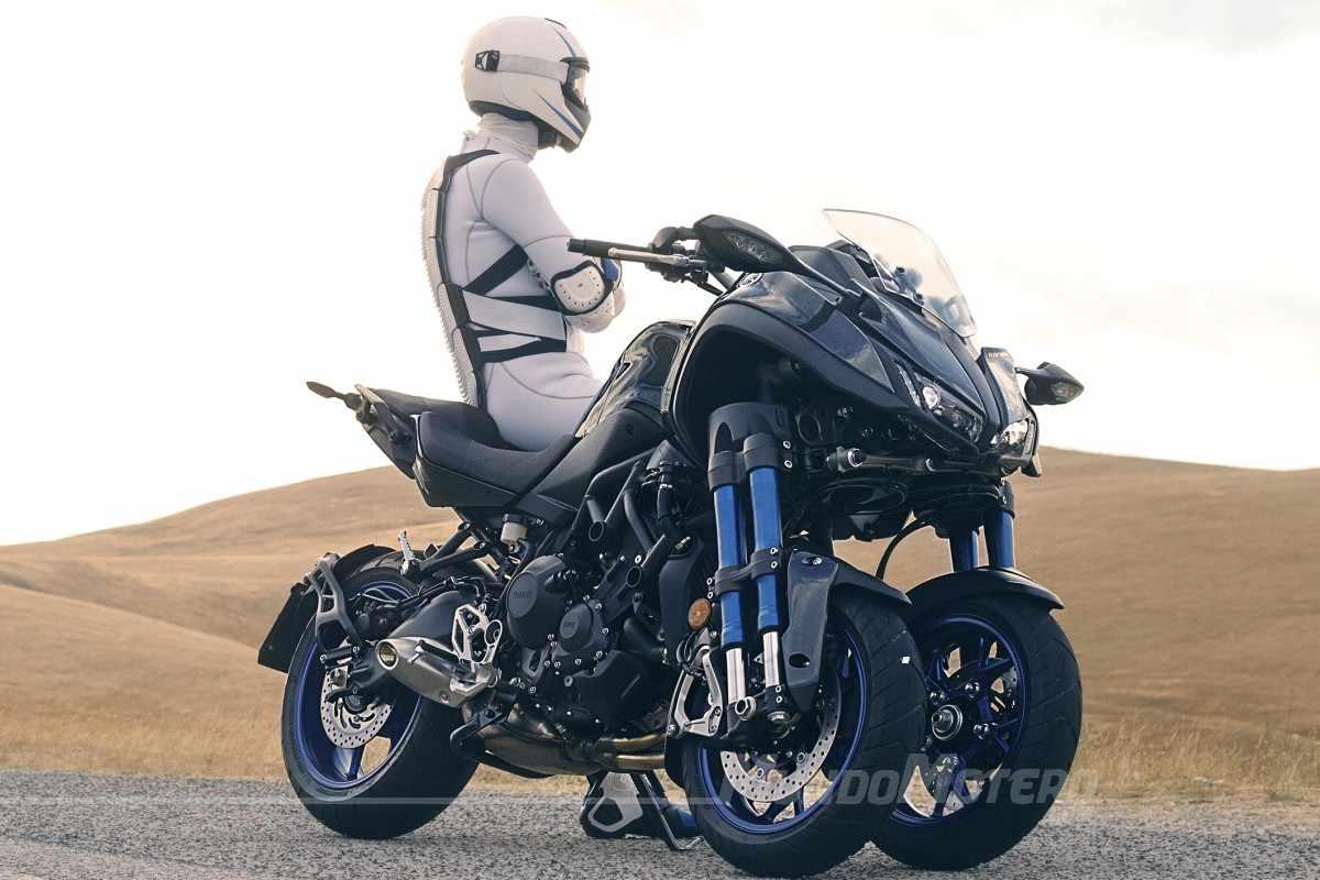 Opresor Médico Literatura  ▷ Yamaha Niken / GT 2021 ▷ Prueba, Precio y Ficha Técnica