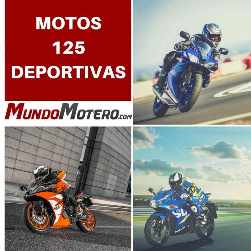 Motos Deportivas 125