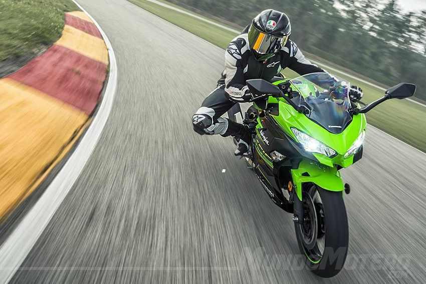 Motos deportivas 250-400cc