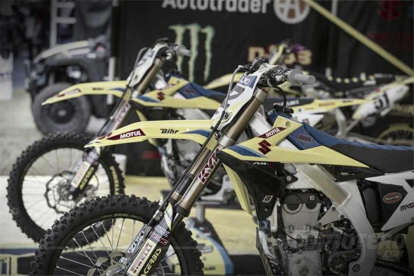 Suzuki abandona el Mundial de Motocross y All Japan MX