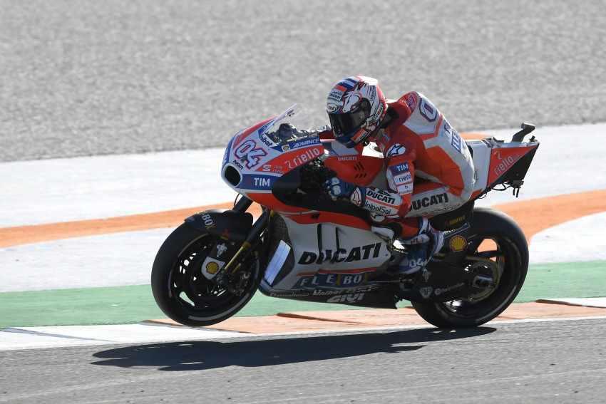 Andrea Dovizioso - MotoGP Valencia 2017