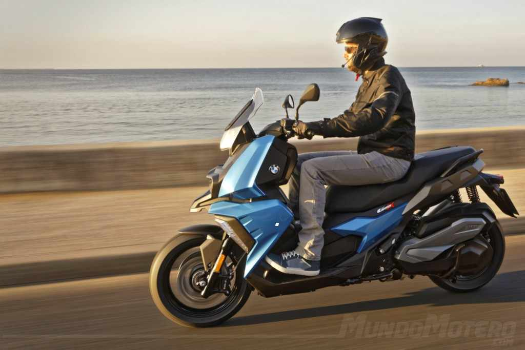 Novedades scooters 400 - BMW C 400 X 2019