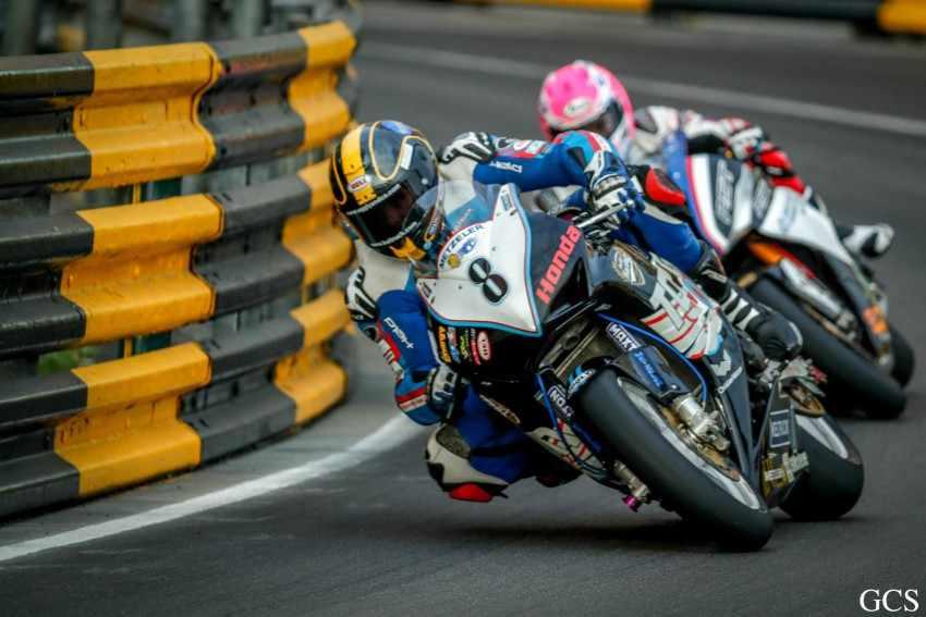 Daniel Hegarty - Macao GP 2017