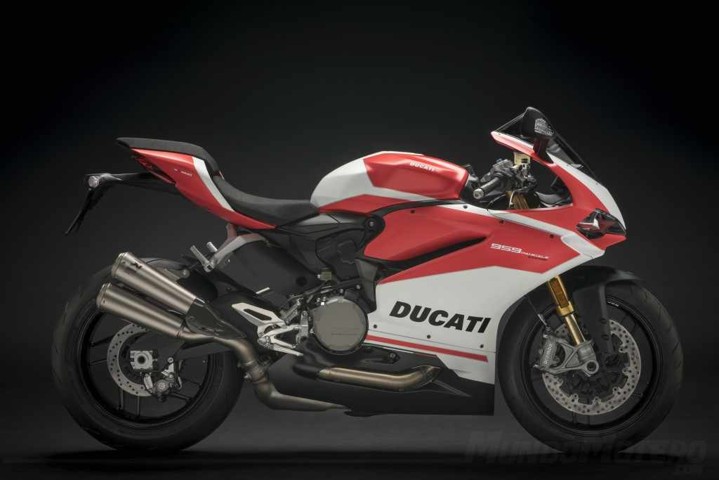 Ducati 959 Panigale Corse 2018