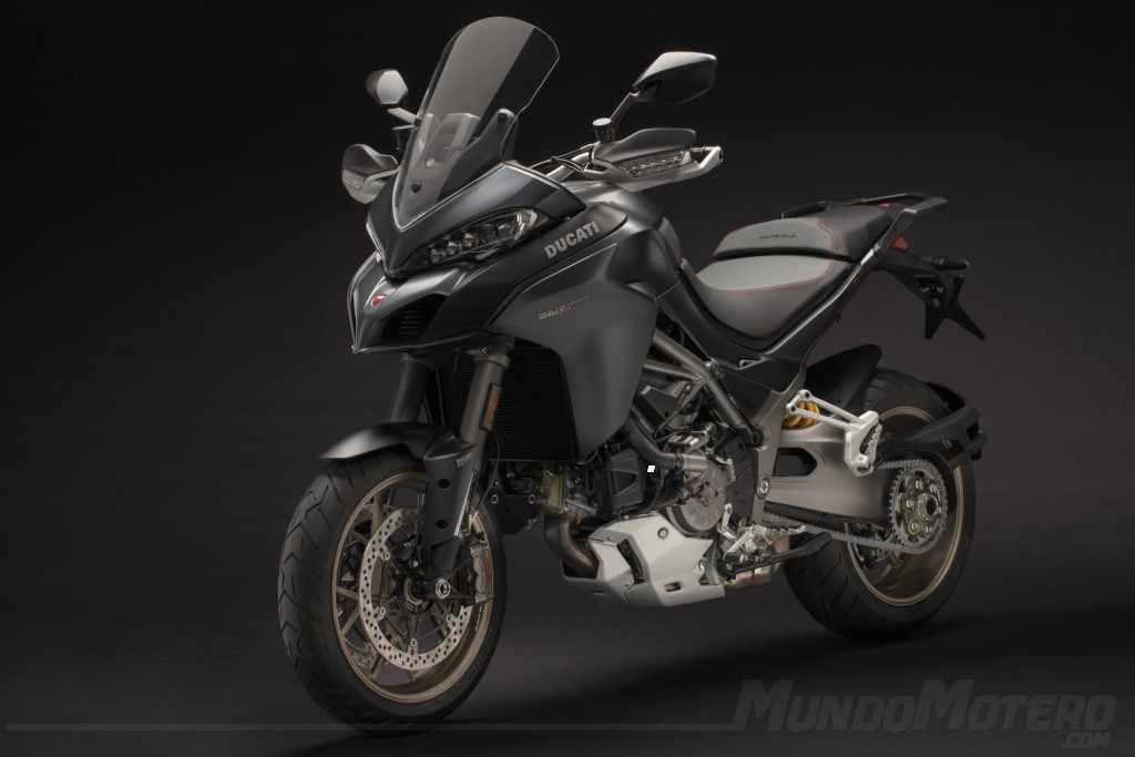 Nueva Ducati Multistrada 1260