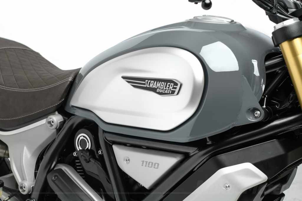 Ducati Scrambler 1100 Sport Special Precio Ficha