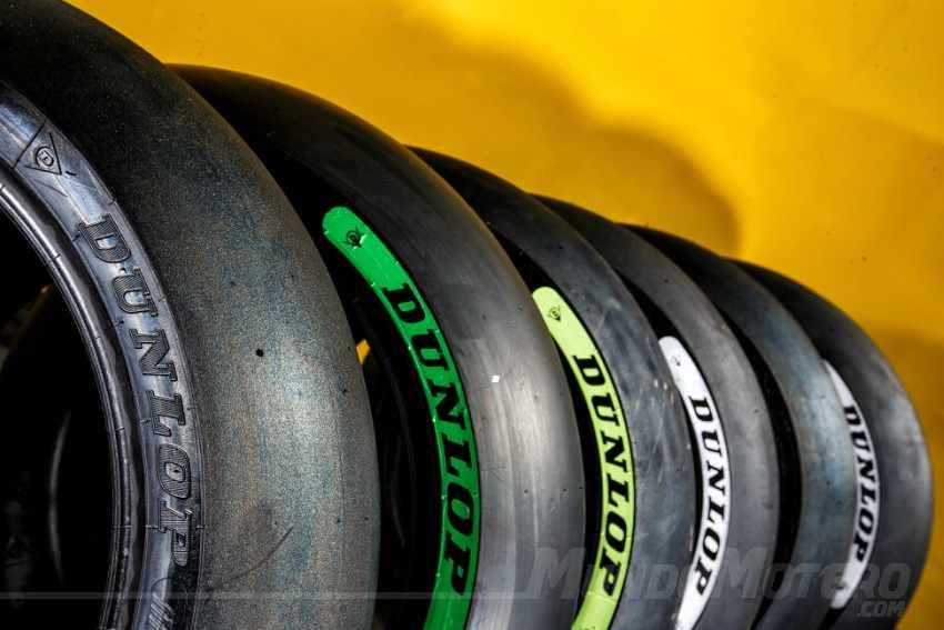 Dunlop suministrador oficial de neumáticos de Moto2 y Moto3 hasta 2020