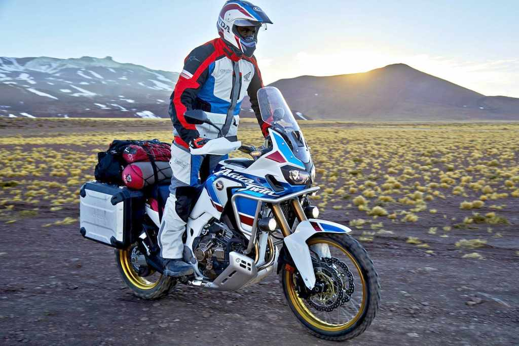 honda africa twin adventure sports 2018 precio ficha. Black Bedroom Furniture Sets. Home Design Ideas